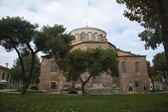 Εκκλησία Αγίου Irina στη Ιστανμπούλ Στοκ φωτογραφία με δικαίωμα ελεύθερης χρήσης