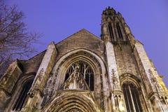 Εκκλησία Αγίου Jean-Baptiste σε Arras Στοκ φωτογραφία με δικαίωμα ελεύθερης χρήσης