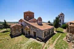 Εκκλησία Αγίου Mary σε Apollonia, Αλβανία Στοκ Εικόνες
