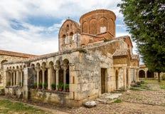 Εκκλησία Αγίου Mary σε Apollonia Στοκ Φωτογραφίες