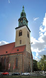 Εκκλησία Αγίου Mary ` s Στοκ εικόνες με δικαίωμα ελεύθερης χρήσης