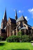 Εκκλησία Αγίου Peter στο Μάλμοε, Σουηδία Στοκ Εικόνες