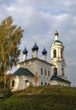 Εκκλησία Αγίου Varvara Ples Στοκ φωτογραφίες με δικαίωμα ελεύθερης χρήσης