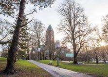 Εκκλησία αγγείων (Vasakyrkan) στο Γκέτεμπουργκ και Στοκ εικόνες με δικαίωμα ελεύθερης χρήσης