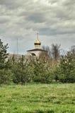 εκκλησία αγροτική Στοκ φωτογραφία με δικαίωμα ελεύθερης χρήσης