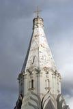 Εκκλησία ανάβασης στο πάρκο Kolomenskoye Στοκ φωτογραφίες με δικαίωμα ελεύθερης χρήσης