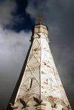 Εκκλησία ανάβασης στο πάρκο Kolomenskoye Στοκ Φωτογραφίες