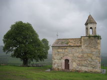 εκκλησία Γεωργία Στοκ εικόνες με δικαίωμα ελεύθερης χρήσης