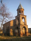 εκκλησία Γεωργία Στοκ Εικόνα