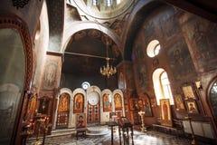 εκκλησία Γεωργιανός Στοκ Φωτογραφίες