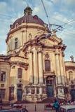 εκκλησία Δομινικανός Στοκ Εικόνες