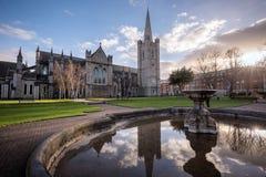 Εκκλησία Δουβλίνο του ST Πάτρικ Στοκ εικόνα με δικαίωμα ελεύθερης χρήσης
