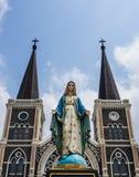 Εκκλησία η ιερή Mary στοκ φωτογραφία