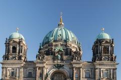 Εκκλησία θόλων του Βερολίνου Στοκ εικόνες με δικαίωμα ελεύθερης χρήσης