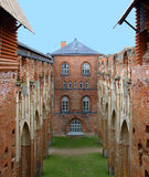 Εκκλησία θόλων Στοκ εικόνες με δικαίωμα ελεύθερης χρήσης