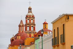 Εκκλησία ΙΙΙ του Domingo Santo Στοκ φωτογραφίες με δικαίωμα ελεύθερης χρήσης