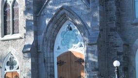 εκκλησία ιστορική απόθεμα βίντεο