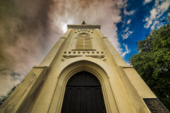 εκκλησία ιστορική Στοκ φωτογραφίες με δικαίωμα ελεύθερης χρήσης