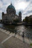 Εκκλησία καθεδρικών ναών του Βερολίνου Στοκ εικόνες με δικαίωμα ελεύθερης χρήσης