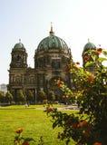 Εκκλησία καθεδρικών ναών του Βερολίνου Στοκ εικόνα με δικαίωμα ελεύθερης χρήσης