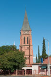 Εκκλησία καθεδρικών ναών του ST κυπριακά ο μάρτυρας στοκ εικόνα