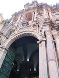 εκκλησία καθεδρικών ναών Plaza de Armas cuzco Περού Στοκ εικόνες με δικαίωμα ελεύθερης χρήσης