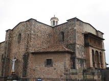 εκκλησία καθεδρικών ναών Plaza de Armas cuzco Περού Στοκ Εικόνες
