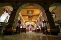 Εκκλησία κοινοτήτων Αγίου Aloysius Gonzaga στοκ φωτογραφίες