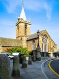 Εκκλησία κοινοτήτων του λιμένα του ST Peter Στοκ εικόνες με δικαίωμα ελεύθερης χρήσης