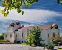 Εκκλησία Κοπτική Στοκ εικόνες με δικαίωμα ελεύθερης χρήσης