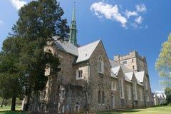 Εκκλησία κολλεγίου μούρων Στοκ Εικόνες