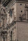 Εκκλησία Λα Compania de Ιησούς Plaza de Armas στην πλατεία σε Cuzco, Π Στοκ φωτογραφία με δικαίωμα ελεύθερης χρήσης