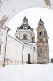 Εκκλησία μοναστηριών Pazaislis Στοκ εικόνες με δικαίωμα ελεύθερης χρήσης