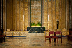 Εκκλησία Νέα Υόρκη Αγίου bartholomew Στοκ Εικόνες