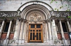Εκκλησία Νέα Υόρκη Αγίου bartholomew Στοκ φωτογραφίες με δικαίωμα ελεύθερης χρήσης