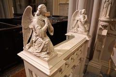 Εκκλησία Νέα Υόρκη Μανχάτταν της Grace Στοκ εικόνα με δικαίωμα ελεύθερης χρήσης