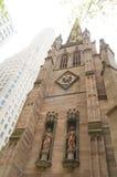 Εκκλησία Νέα Υόρκη τριάδας Στοκ φωτογραφία με δικαίωμα ελεύθερης χρήσης