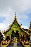 Εκκλησία ναών στην Ταϊλάνδη Στοκ φωτογραφίες με δικαίωμα ελεύθερης χρήσης
