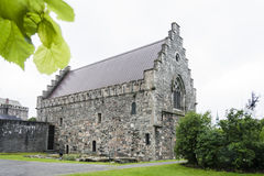 Εκκλησία Νορβηγία Στοκ Εικόνες