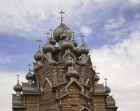 εκκλησία ξύλινη Στοκ εικόνες με δικαίωμα ελεύθερης χρήσης