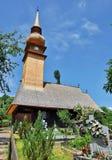 εκκλησία ξύλινη Στοκ Εικόνες
