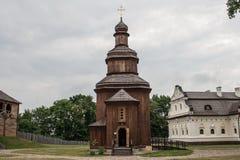 εκκλησία ξύλινη στοκ φωτογραφίες