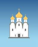 εκκλησία ορθόδοξη Στοκ Φωτογραφία