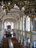 Εκκλησία παλατιών, παρεκκλησι των διαταγών Στοκ φωτογραφία με δικαίωμα ελεύθερης χρήσης