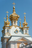 Εκκλησία παλατιών Στοκ Εικόνες