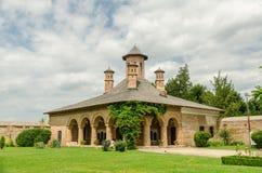 Εκκλησία παλατιών Mogosoaia στοκ φωτογραφία