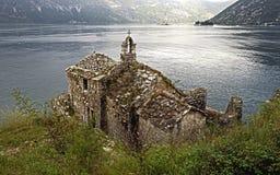 1 εκκλησία που καταστρέφ&eps Στοκ Εικόνα