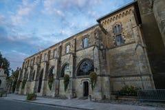Εκκλησία προφυλακτικών, Γαλλία Στοκ Εικόνα