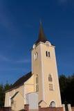 Εκκλησία - πύργος Στοκ εικόνα με δικαίωμα ελεύθερης χρήσης