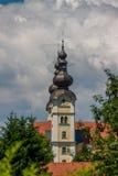 Εκκλησία - πύργος Στοκ Εικόνες